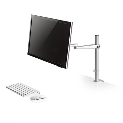 EVO® Pole System, a highly configurable method of mounting monitors