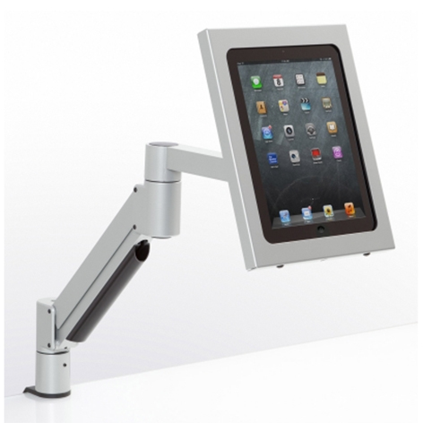 LCD Arm with Secure iPad® Holder