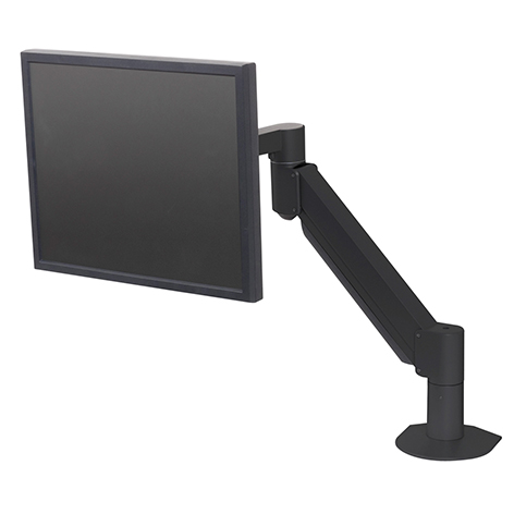 7500 - Deluxe flat panel radial arm with internal cable management (27