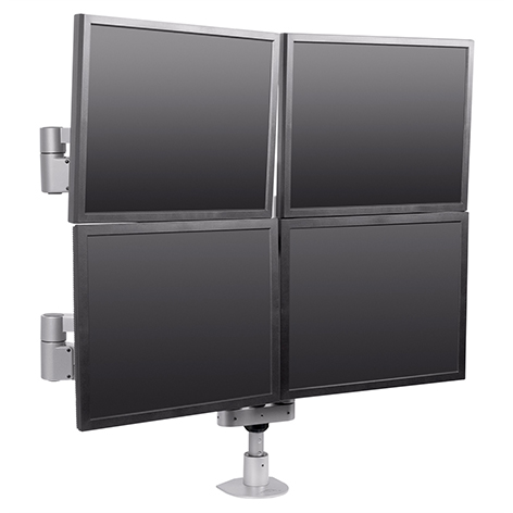 LCD Arm's Quadropod™ LCD Mount