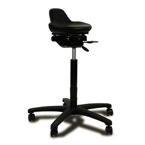 A Sit Stand stool for all types.