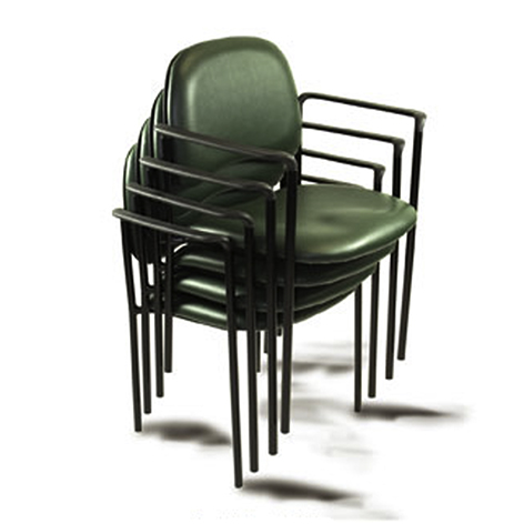 Chairs Limited's Squid Series Guest Chair