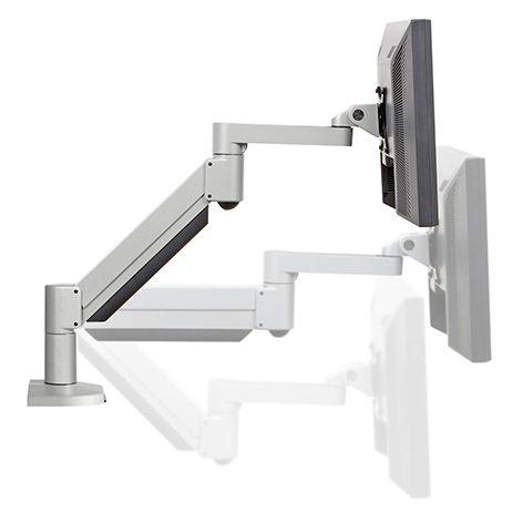 Deluxe LCD Arm with Integrated USB Hub - 7500-Busby