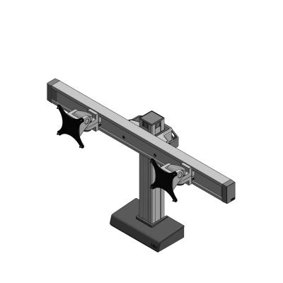 Bild - Multimonitor Dual Mount System